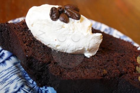 Gluten-Free Chocolate Espresso Loaf