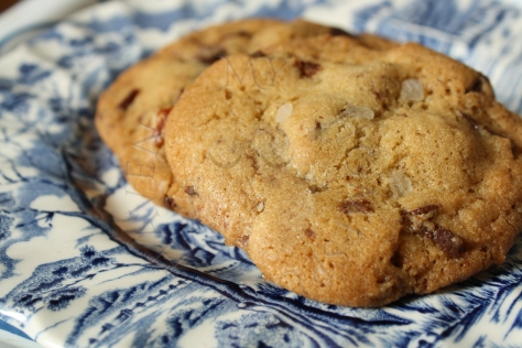 Brown Butter Chocolate Chip Cookies - My Homespun Haven